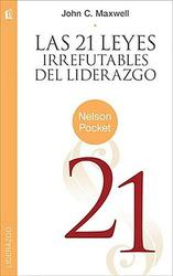 【预售】Las 21 Leyes Irrefutables del Liderazgo = The 21