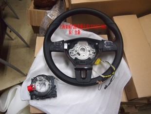 2015 Volkswagen Passat upgrade new multifunction steering wheel gossamer harness high with genuine low with change