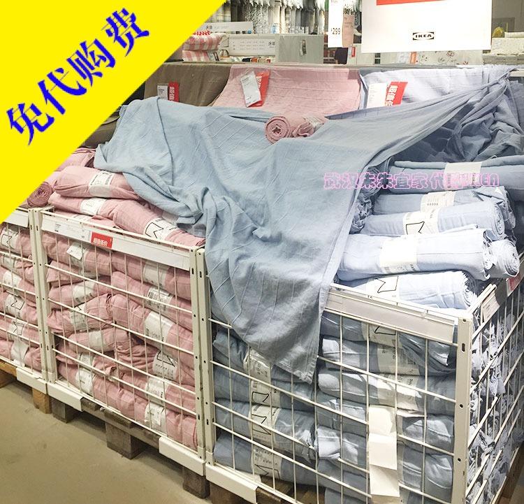 IKEA ikea внутренний покупка товаров франция ткань корея иеорглиф ля женских имён постельное покрывало кровать предприятия лист кровать юбка сиденье мечтать мысль матрас защитный кожух крышка
