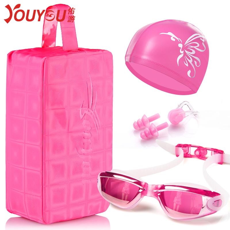 Детские очки для плавания / Зажимы для носа / Наушники-вкладыши Артикул 45018941466