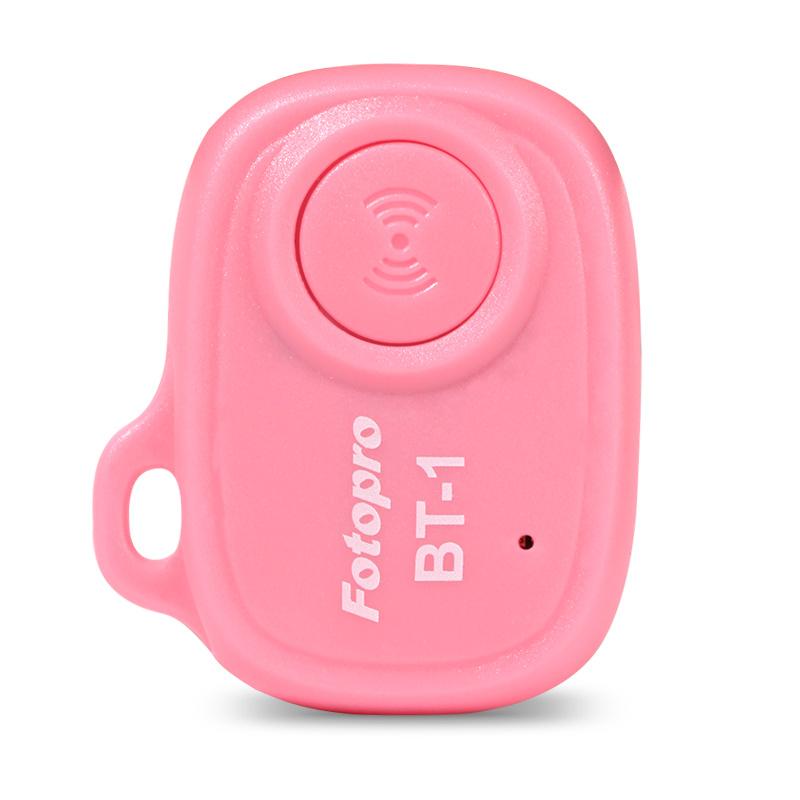 富圖寶BT-1手機藍牙遙控器 蘋果安卓 藍牙拍照遙控器多 視頻美圖自牌照相遙控 杆無線藍牙