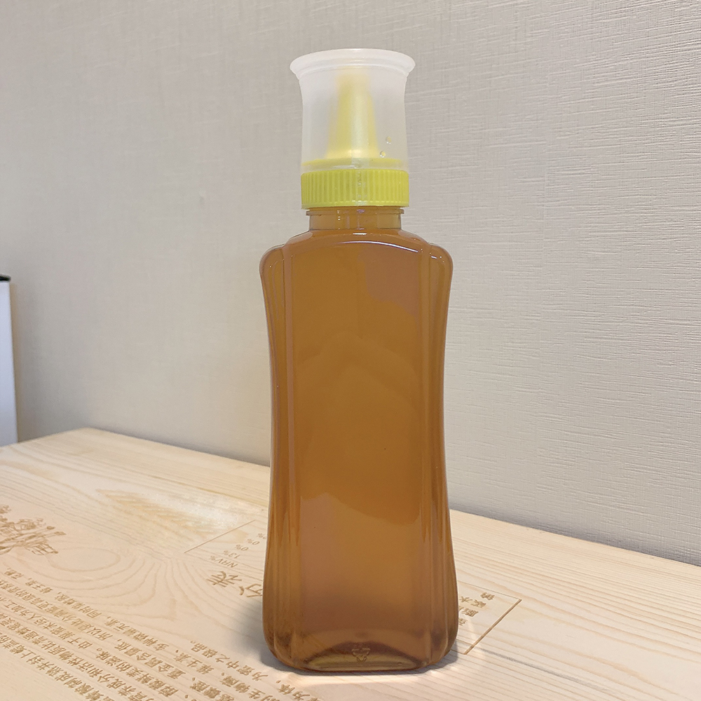 【枣花蜜】自家蜂场土蜂蜜纯天然野生蜂蜜1斤/瓶(用1元券)