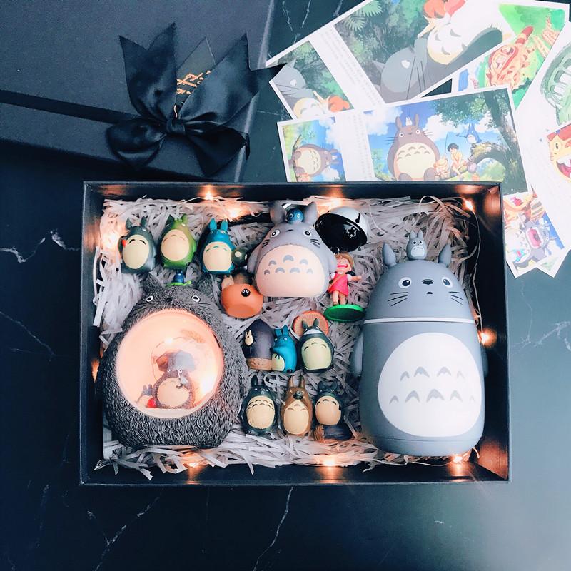 宫崎骏创意生日礼物送男女生惊喜走心小物少女心杂货店情人节520