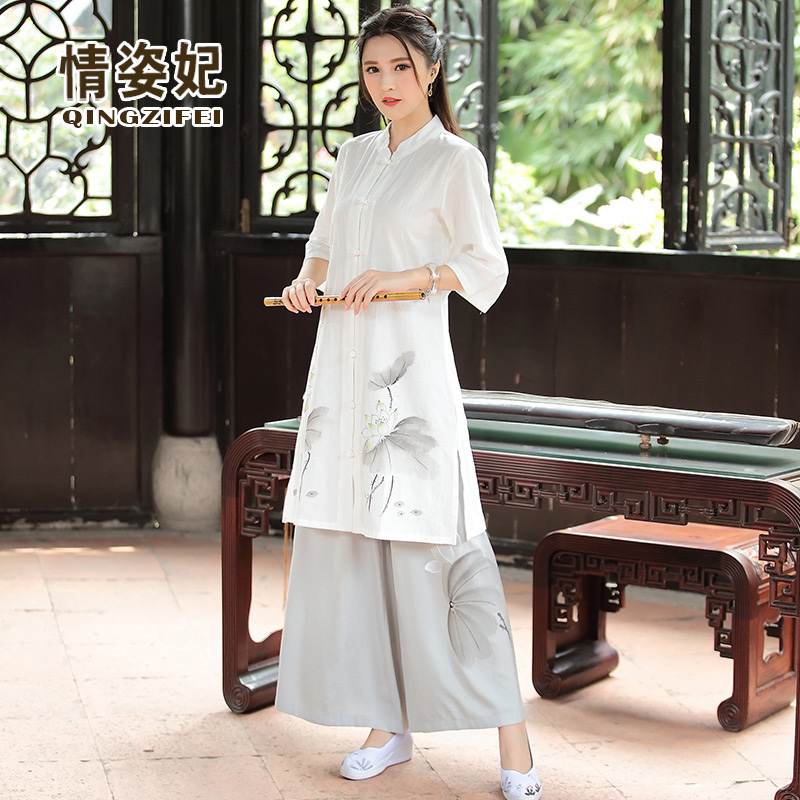 Clothing retro Chinese style