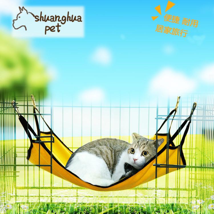 Бесплатная доставка китти гамак воздухопроницаемый из кот гамак кот клетка гамак домашнее животное китти гамак гнездо
