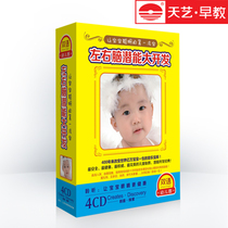 Tian Yi Young children early education fetal music left and right brain potential development Mozart classical music