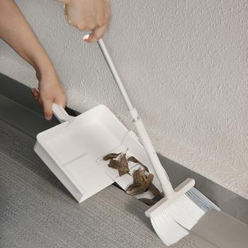 日本进口套装家用扫地组合小扫帚