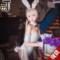 【三町目】穹妹兔女郎cos缘之空动漫女仆装cosplay服