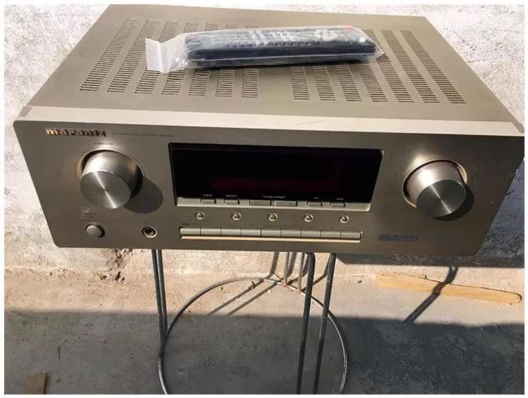 二手原装进口马兰士SR4400光纤同轴DTS家庭影院6.1功放音响可蓝牙