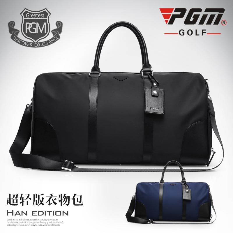 Новая коллекция ! PGM golf одежда пакет мужской Нейлоновый шарик пакет golf высокая Боковая одежда пакет портативный