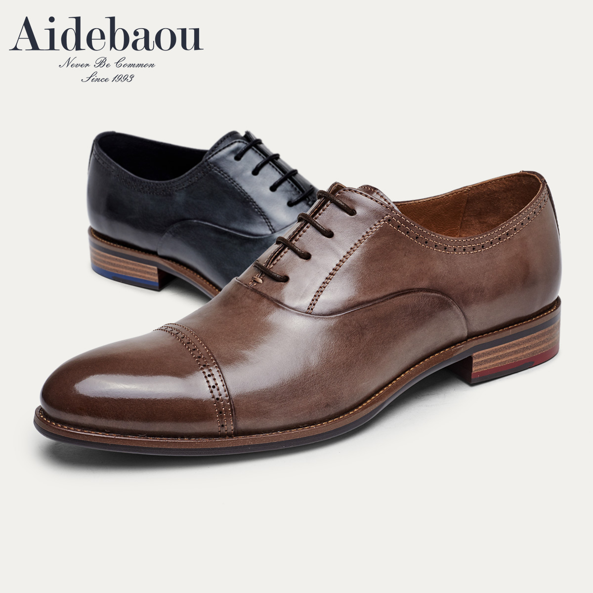 Edinburgh leather shoes business dress mens leather shoes formal leather shoes British leather shoes mens shoes business casual shoes