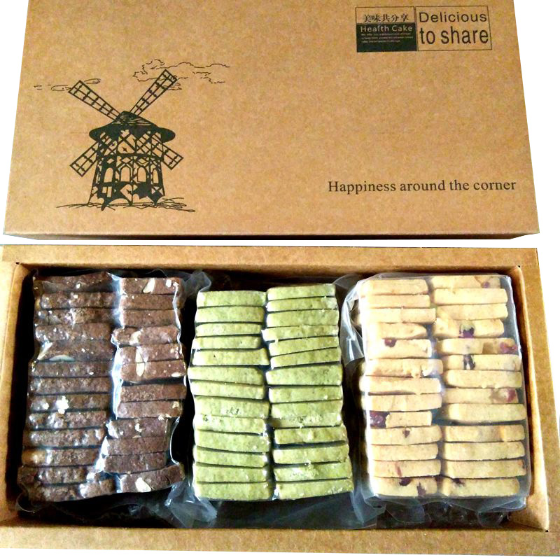 限8000张券手工曲奇饼干组合蔓越莓抹茶西饼休闲零食大礼包生日送礼盒圣诞