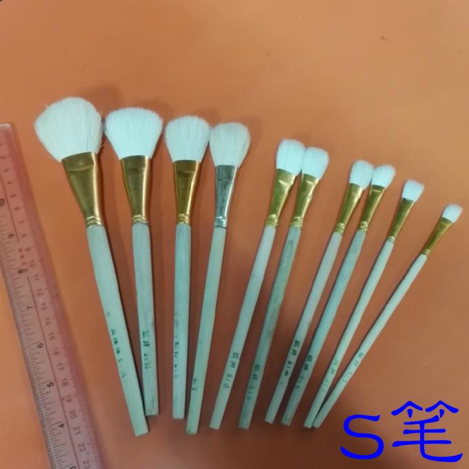 Ручка качества пера, масляная ручка, гипс, керамика цвет Завод красок для Ручка кисти
