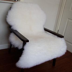 澳洲羊毛地毯纯羊毛沙发垫客厅卧室飘窗垫欧式床边毯办公椅垫坐垫