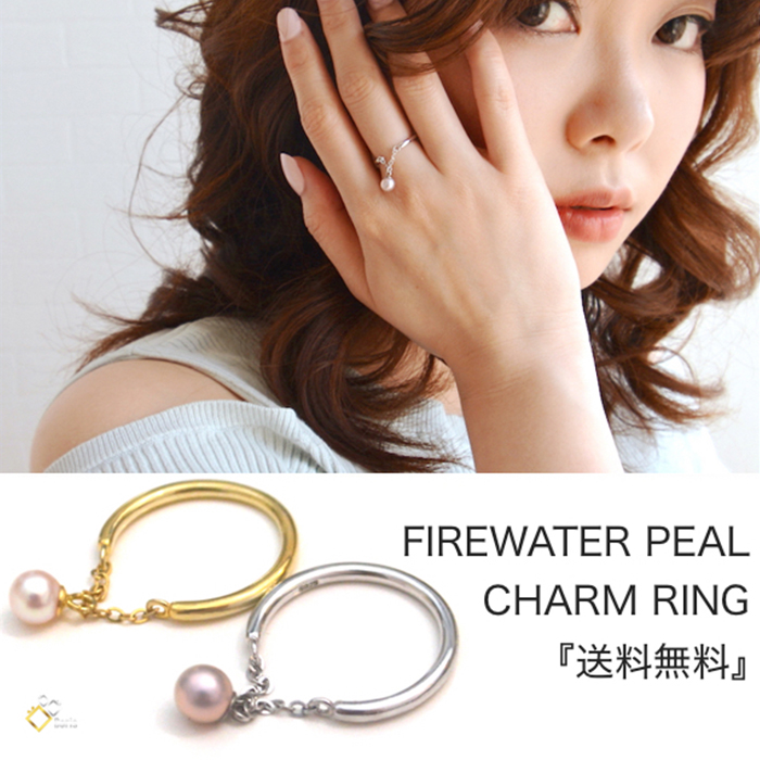 Doris original high quality fresh water pearl ring 925 silver plated 18K Gold girlfriends girlfriends mothers birthday