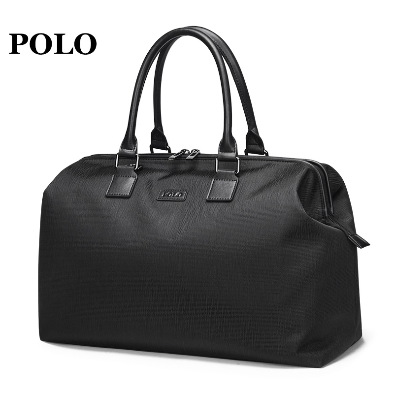 Polo bags men's business leisure travel bags portable large capacity men's bags new simple men's travel bags