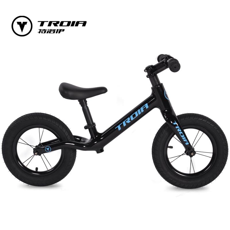 满2780.00元可用1元优惠券troia特洛伊碳纤维系列儿童平衡车