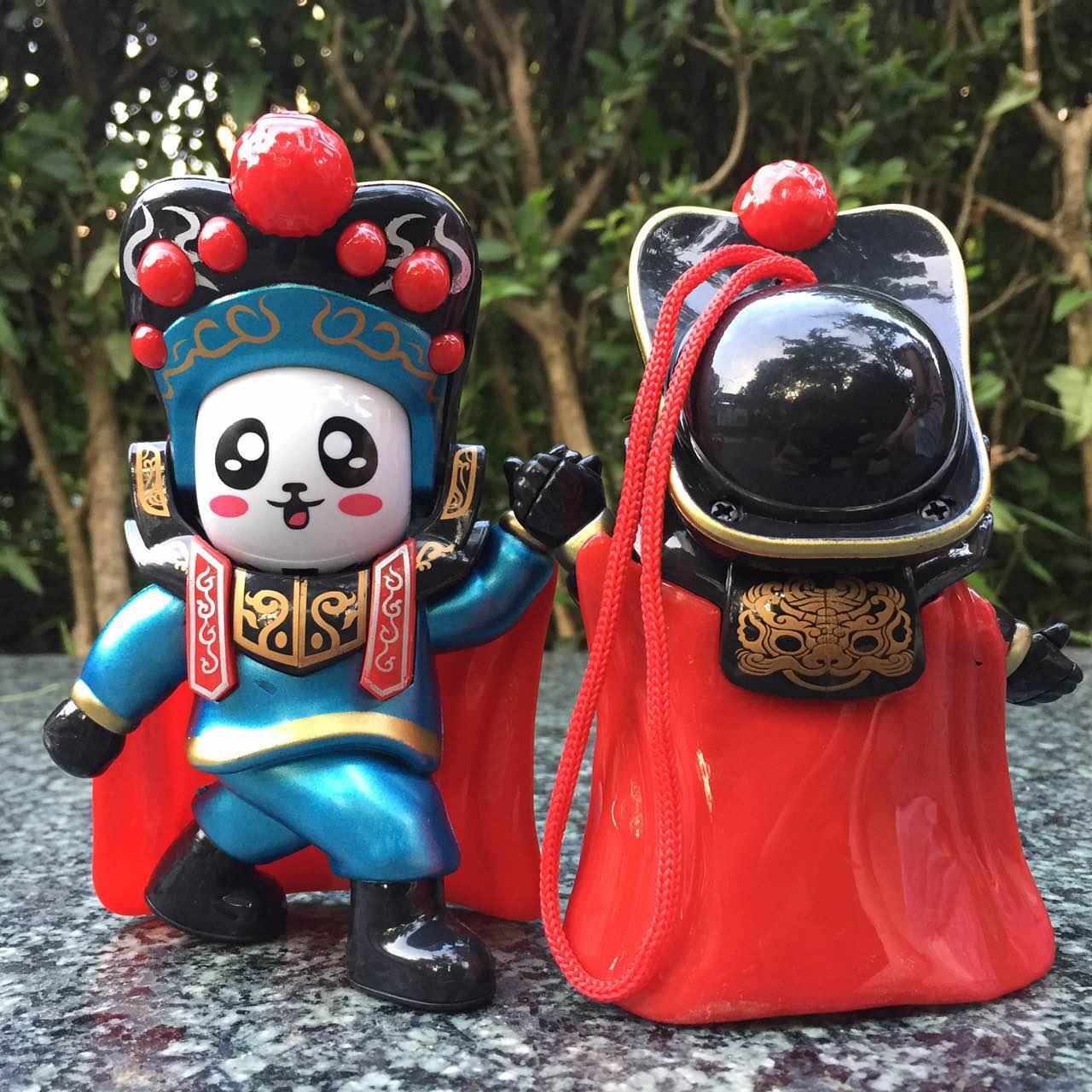 Новый росток сокровище река драма facebook изменение лицо кукла три страны кукла куклы украшение провинция сычуань чэнду творческий декомпрессия игрушка