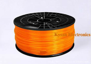 3d printing supplies imported Filament PLA ABS wire 1 75mm 3mm wire