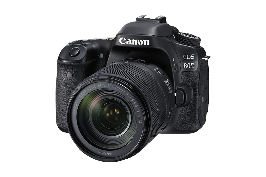 Canon EOS 80D 18-135 single machine student home middle end professional SLR travel high definition digital camera