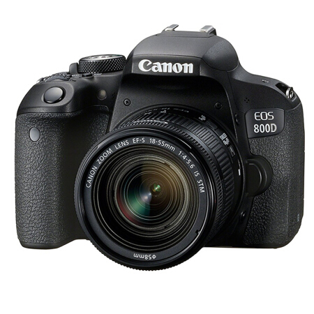 Canon / Canon 800D EOS set entry level SLR professional digital camera HD tourism student
