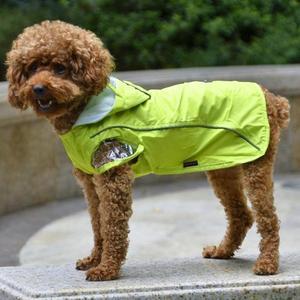 包邮狗狗雨衣宠物春夏衣服防水防雨防雪两脚雨披泰迪比熊斗篷服装