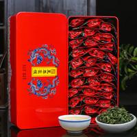 新茶 浓香型 安溪正味铁观音茶叶铁盒装 乌龙茶送礼品佳品