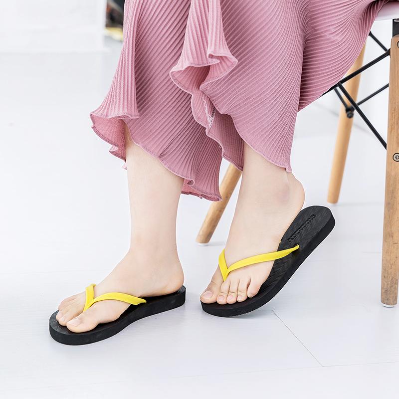 人字拖女夏季潮韓版情侶沙灘鞋防滑涼拖涼鞋外穿海邊夾腳拖鞋女士