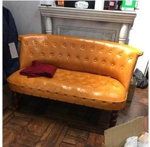 沙发欧式网红单人沙发双人三人小户型店铺服装店咖啡厅卧室沙发椅
