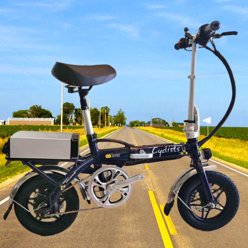 14 inch generation driving electric bicycle manufacturer direct sales didi generation driving folding electric bicycle lithium electric bicycle