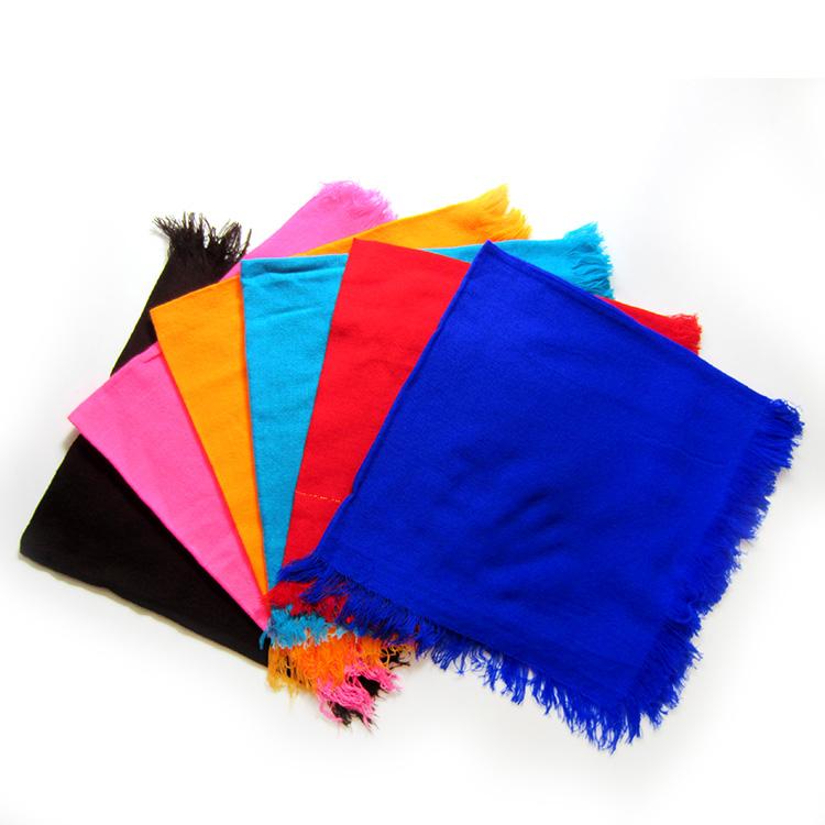 中老年妇女农村下地干活劳保方巾老人奶奶头巾老式四方妈妈围巾