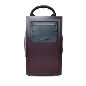 艾维乐户外音响手提便携式插卡U盘移动充电广场舞音箱低音炮