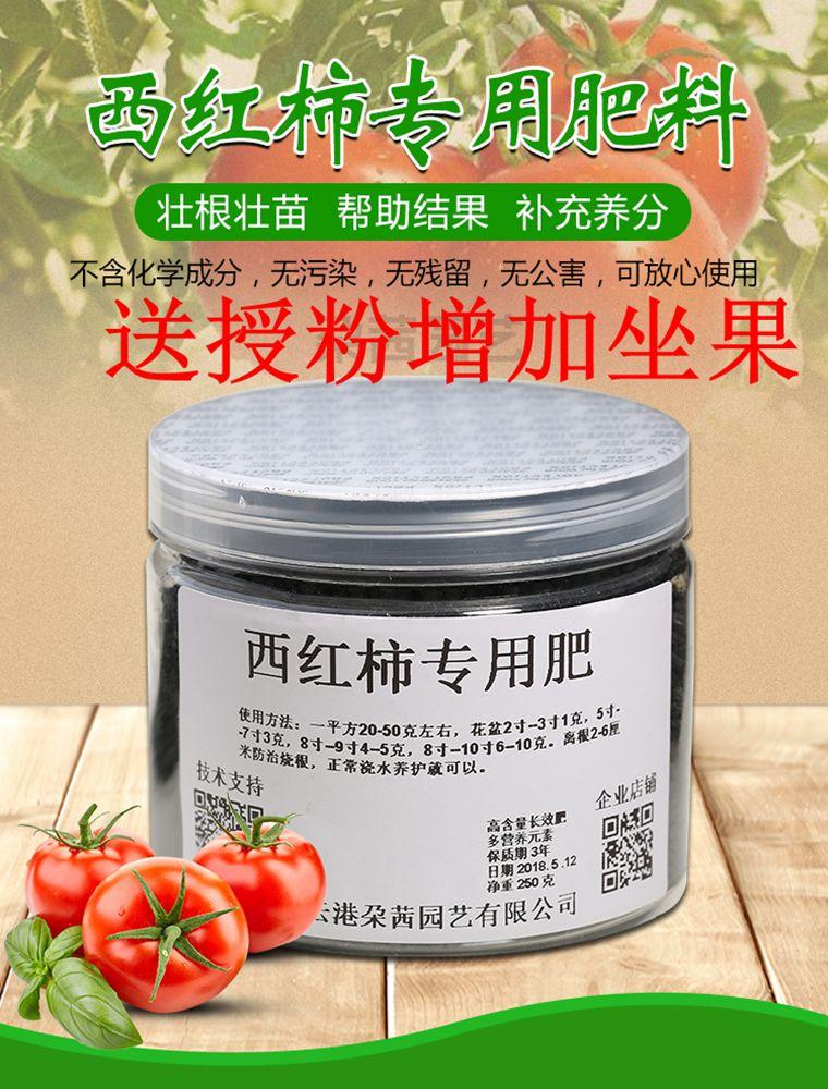 トマト専用肥料の聖女果小柿野菜と果物の複合肥料の有機肥料栄養液の座果肥料