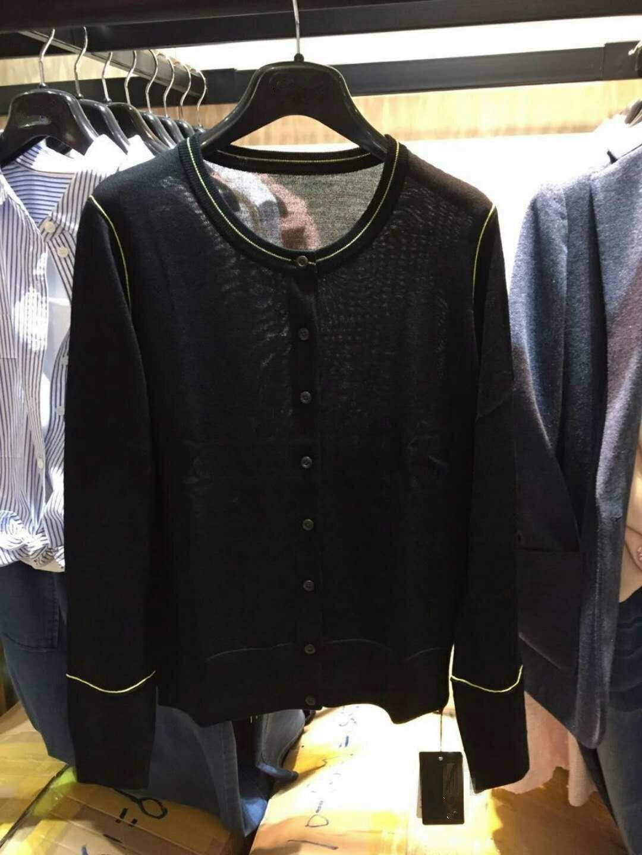 新颖哥弟特女装2018秋装新款休闲长袖针织衫女秋羊毛开衫外套小衫