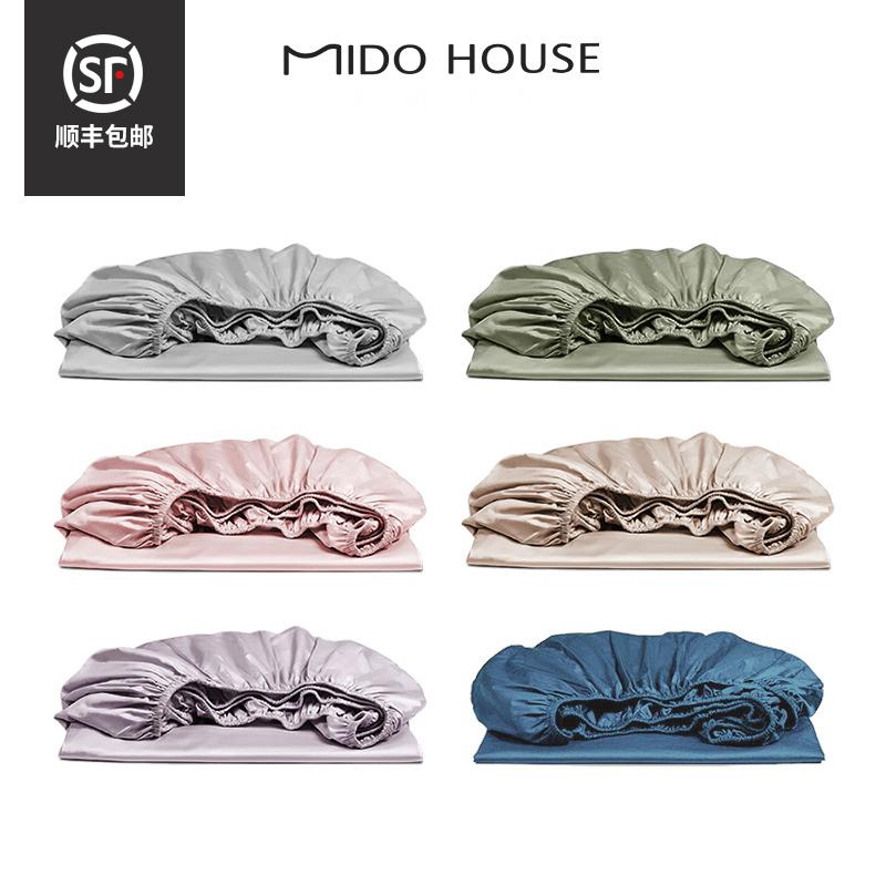 100支单件磨毛纯棉加厚防滑床罩性价比好不好