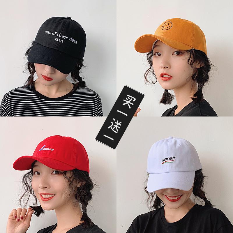 10-21新券夏天韩版网红ins街头潮人男鸭舌帽
