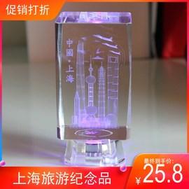建筑新款模型摆件套装东方明珠金茂大厦中心环球旅游纪念品上海市