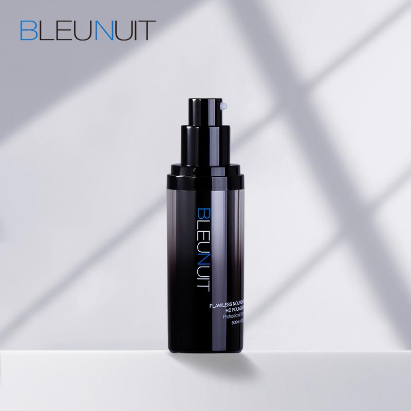 BLEUNUIT/深蓝彩妆黑魅润泽粉底液霜膏滋润保湿遮瑕保湿正品