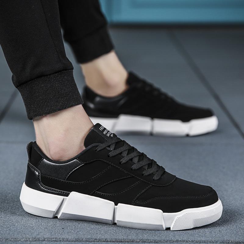 新款帆布鞋跑跑跑男郑恺李晨式休闲夏季透气欧美鞋子潮��同款运动
