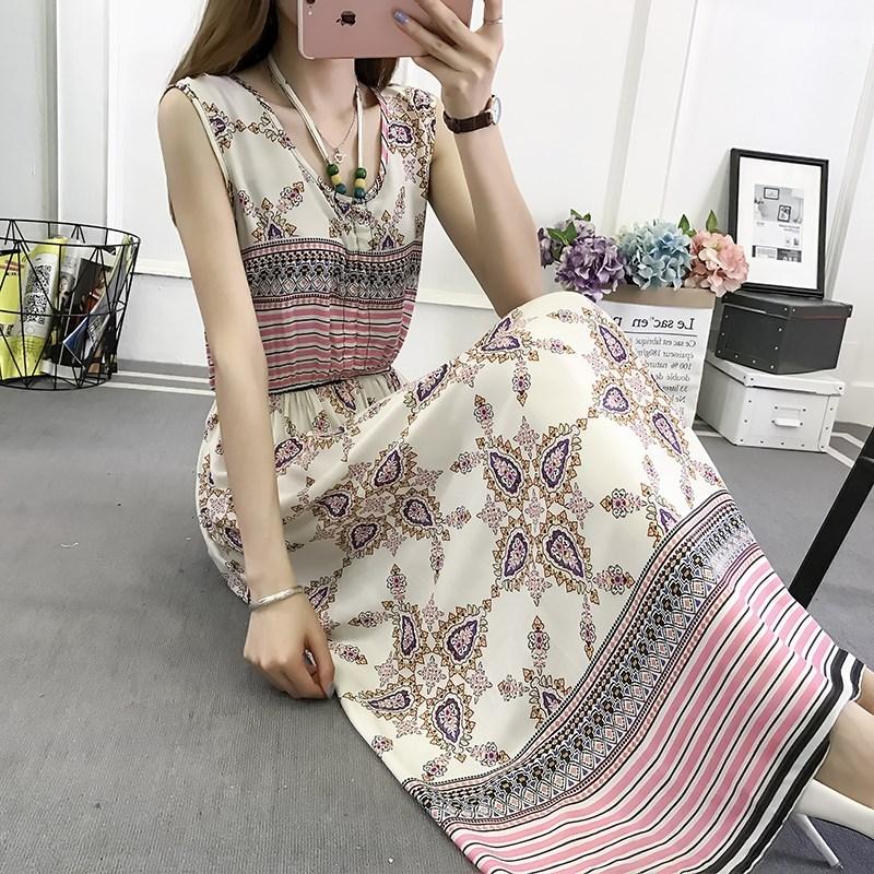 人棉连衣裙新品特惠
