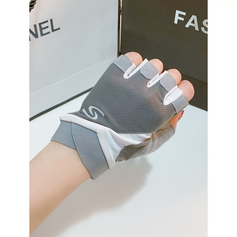 Мужские перчатки без пальцев Артикул 613531465460