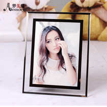 6 7 8 10 12 inch photo frame photo frame childrens picture frame certificate frame glass crystal frame pendulum creative