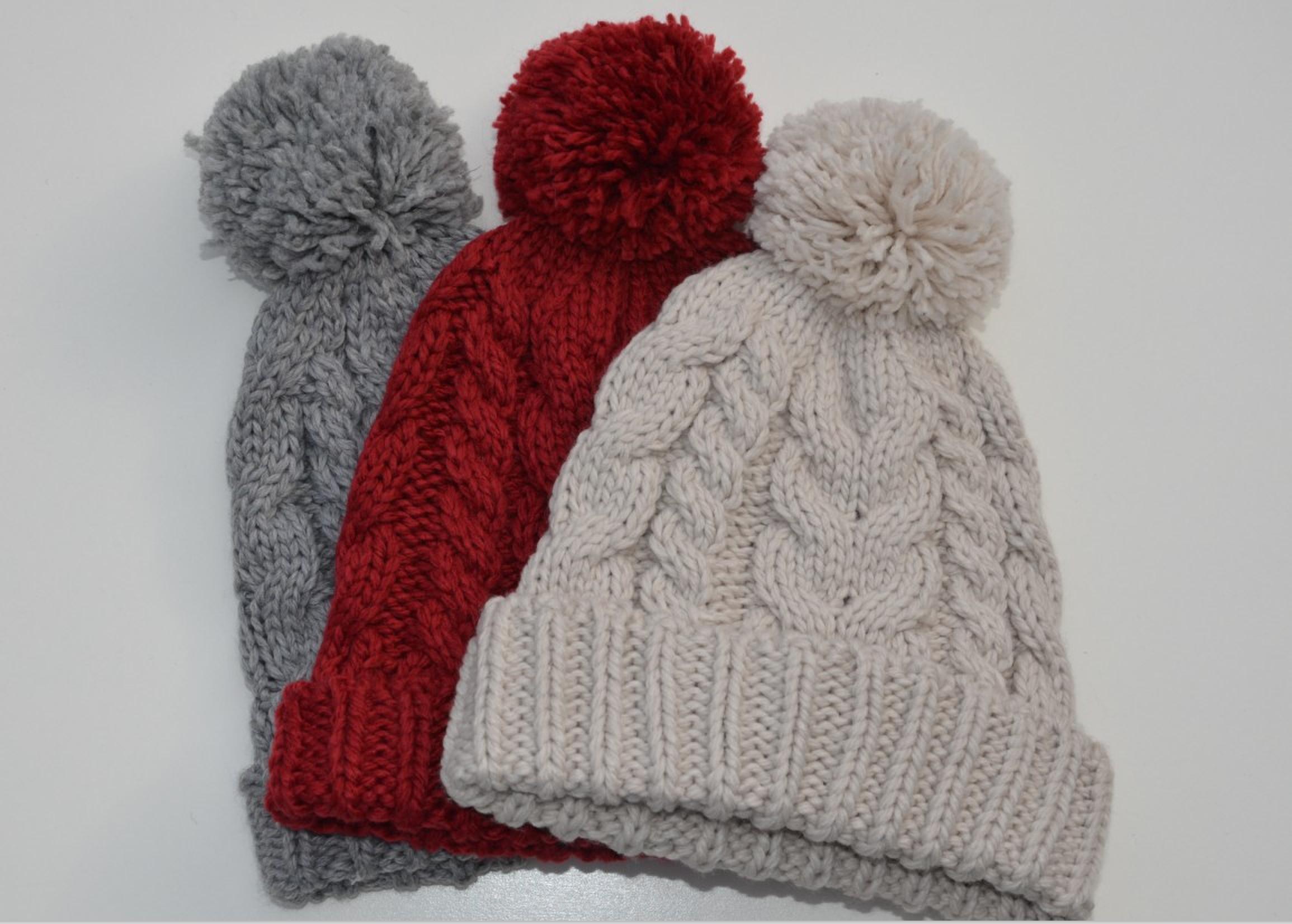 HM 2013 Оригинальный подлинный шар падение трикотажные шляпы шерсти шляпу 3 цветов