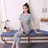 Women's Summer New Korean Version Of Fashion, Temperament, Small Flavor, Two Sets Suits Other Milk White S M
