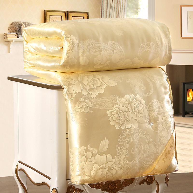 优质8斤加厚保暖单人100%空调被芯包邮