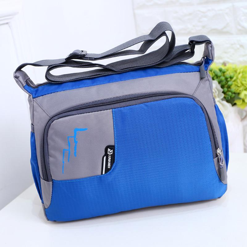 新款尼龙牛津布包女士包包单肩斜挎包休闲大容量旅行包新款妈妈包