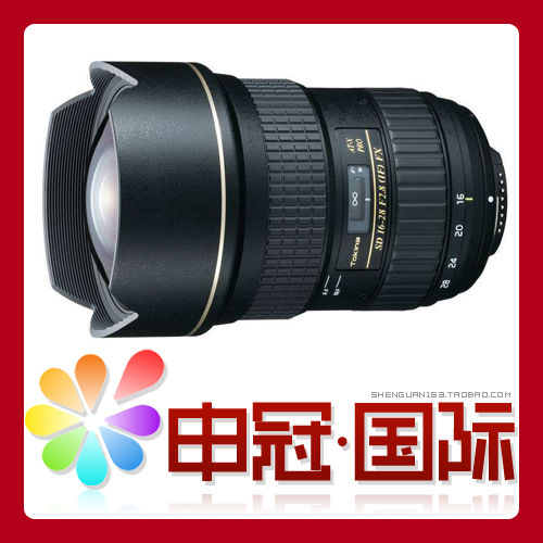 ★ Tokina/�D��AT-X 16-28mmAT-X 16-28 mm F2.8FX全幅�V角