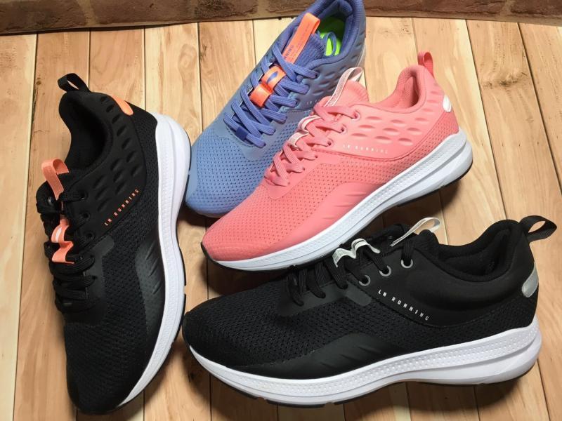 李宁新款御风减震透气低帮男女款情侣跑步鞋运动鞋ARHP133 186图片