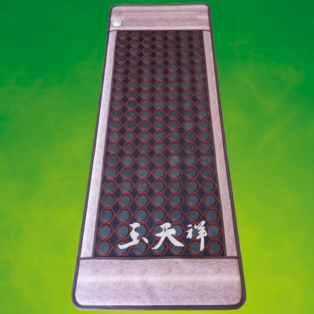 Factory direct sale beauty salon electric heating single person health care physical therapy authentic Sibin natural Bian stone beauty mattress