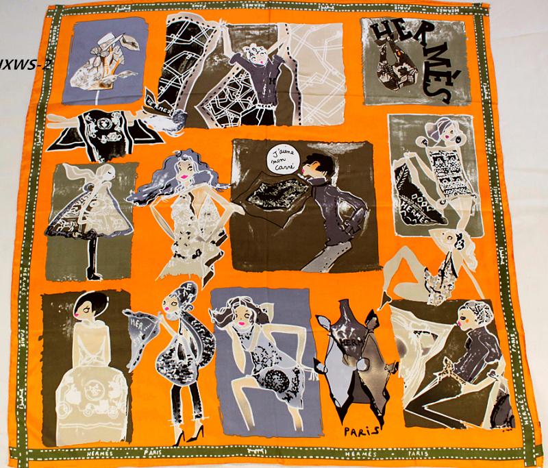 Шелка саржевого Шелковый бандана Джокер Весна дамы роскоши чисто шелковые шарфы шелковые шарфы шали